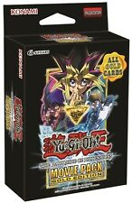 YuGiOh - The Dark Side of Maße Movie Pack Gold Edition Mini Booster Box