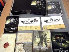 The Witcher 2: Assassins of Kings  LTD PREMIUM edition PC 2011 inc coin VGC