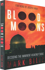 BLOOD MOONS - DECODING THE IMMINENT HEAVENLY SIGNS - MARK BILTZ - NEW & SEALED