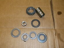1969 Yamaha L5 L5T 100 Trail Master Engine Clutch Gear Shim Spacers Bearings
