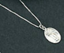 Golf Tee Time Sterling Silver Necklace