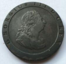 GB Cartwheel penny George III 1797