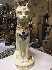 Unique Large Size Egyptian Cat  Statue Hand  Made in Egypt