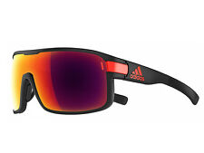 ADIDAS Sunglasses zonyk L (LARGE) grey matte / red mirror AD03-6052