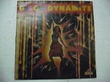 DISCO DYNAMITE POP FUNK DESI SYNTH RIPOFF AMAZING HITS RARE BOLLYOOD LP VG++