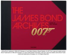 The James Bond Archives. SPECTRE (Hardcover), Taschen, 9783836551861