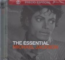 CD - Michael Jackson NEW The Essential 2 CD's FAST SHIPPING !