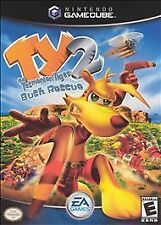 Ty the Tasmanian Tiger 2: Bush Rescue  (Nintendo GameCube, 2004)COMPLETE