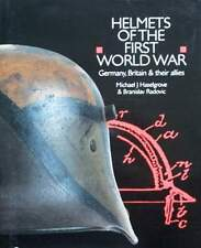 BOEK/BOOK/LIVRE : HELMETS/CASQUE/HELM WW1/ WORLD WAR 1   GERMANY,BRITAIN ...