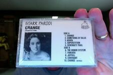 Starr Parodi- Change- new/sealed cassette tape- promo- rare?