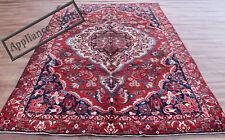 VINTAGE Tradizionale Persiano Lana 305 x 195 cm realizzata a mano TAPPETI Oriental Rug Carpet