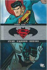 SUPERMAN BATMAN: VENGEANCE 2006 BY JEPH LOEB & DEXTER VINES HARDCOVER DC COMICS