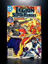 COMICS: DC: Legion of Super-Heroes #315 (1980s), Supergirl app - (flash/batman)