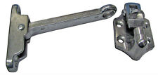4 Inch Aluminum Trailer Door Holder with Back/Hook And Keeper