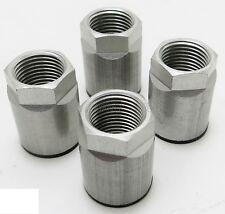 4x PEUGEOT 207 307 407 508 607 MPT pression des pneus la sécurisation de noix de fixation sécuritaire