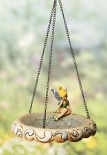 Disney Traditions Jim Shore Tinker Bell Hanging Bird Bath Feeder