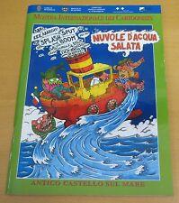 Nuvole d'acqua salata - Mostra Cartoonist Rapallo - Anno 2002