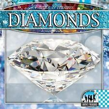 Diamonds (Earth's Treasures)-ExLibrary