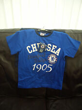CHELSEA F.C. OFFICIAL PYJAMA SET 8 - 9 YEARS