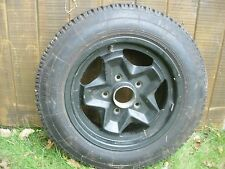 Four Winter Tires and Rims (not even used one entire season)   165 SR 15