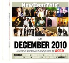 (FP790) Now Hear This! Issue 94 December 2010 - The Word CD