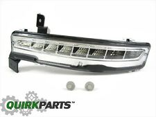 12-15 Jeep Grand Cherokee FRONT LEFT LED DAYTIME RUNNING LIGHT OEM NEW MOPAR