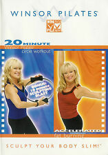20 Minute Winsor Pilates - Accelerated Fat Burning - DVD