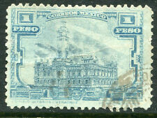 MEXICO - #627b FVF Used Issue Crease / Flaw VERACRUZ LIGHTHOUSE - S5444