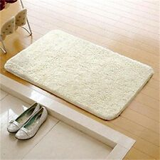 Soft Fluffy Rugs Anti Skid Shaggy Rug Home Bedroom Carpet Floor Mat 40*60cm
