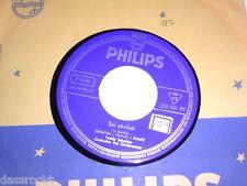 """7"""" - Teddy Scholten/SII onesto & Sing little birdie - 1959 # 3146"""