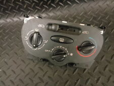 2004 PEUGEOT 206 1.4 PETROL HEATER CLIMATE CONTROL SWITCH PANEL 99210