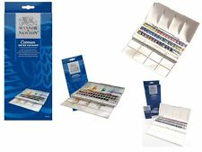 Winsor & Newton Cotman Water Colours 45 Half Pans The Studio Set