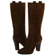 Boutique 9 Ladies Brown Suede BELINDA Knee High Boots 10 M NIB
