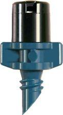 Micro Spray Jet Irrigation Garden Bed Pot 2 piece 40º Strip Spray Blue Pk/100