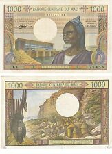 FB652 BILLETE MALI 1000 FRANCOS