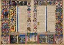 BIBLE / BIBBIA DI BORSO d'ESTE MANUSCRIPT 3 CD-ROM 1book ISBN 9788888668215