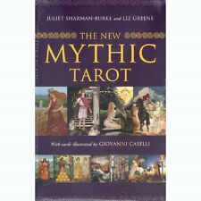 New Mythic Tarot Cards & Book Set. Psychic reading - Tarot for beginners.