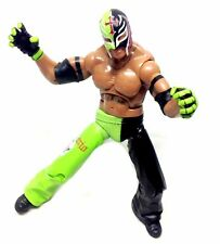 "WWF WWE TNA Wrestling classic 12"" large Rey Mysterio Figure toy NICE!"