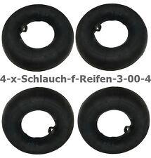 4 Stück Schlauch-f-Reifen-3-00-4 - 260/85 mm-Gerade-Sackkarren-Sackkarrenrad