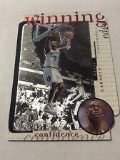 Kevin Garnett 1996-97 UD3 The Winning Edge #W10