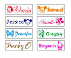 custom name self inking pre ink personalized signature teacher rubber stamp