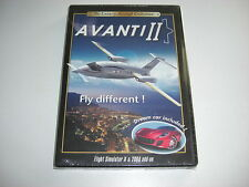 AVANTI II Pc Add-On Microsoft Flight Simulator Sim 2004 & X FSX FS2004 - NEW