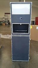 TS220 Photo Booth Case - Case Only (22inch Screen Cutout) & free strobe light