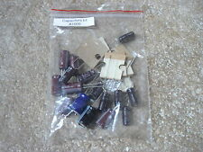 One caps capacitors kit for Amiga A1000 Pal or Ntsc Commodore