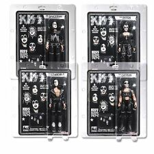 KISS 8 Inch Action Figures Series Two Complete Set of all 4
