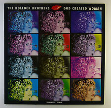 """12"""" Maxi - The Bollock Brothers - God Created Woman - L4814 - washed & cleaned"""