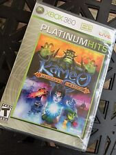KAMEO ELEMENTS OF POWER / XBOX 360 / NEW & RARE, HOURS OF ADVENTURE, FREE SHIP!!