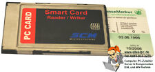 SCM SCR 201 SMART CARD READER WRITER FOR HBCI OFFICE SOFTWARE
