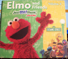 Elmo and Friends Personalised CD AMY