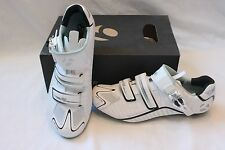 New Women Bontrager RL Road SPD-SL Cycling Shoes Carbon EU 36 US 5 White $180